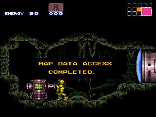 Screenshot Thumbnail / Media File 1 for Super Metroid (Japan, USA) (En,Ja) [Hack by Drewseph v2.1] (~Super Metroid - Redesign)